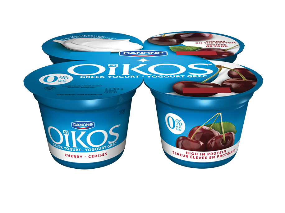 oikos cherry greek yogurt
