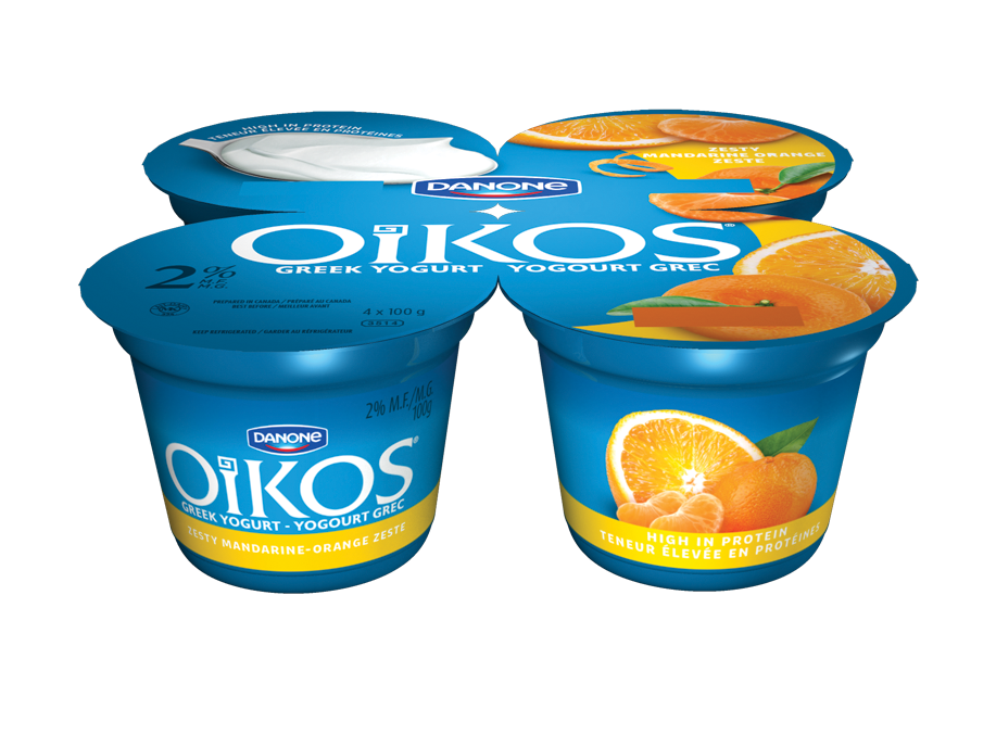 oikos orange cream yogurt