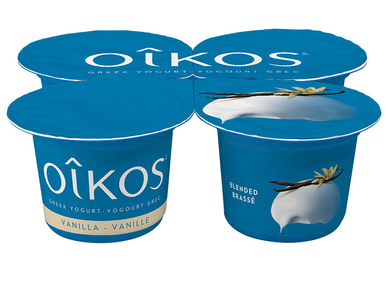 oikos vanilla greek yogurt