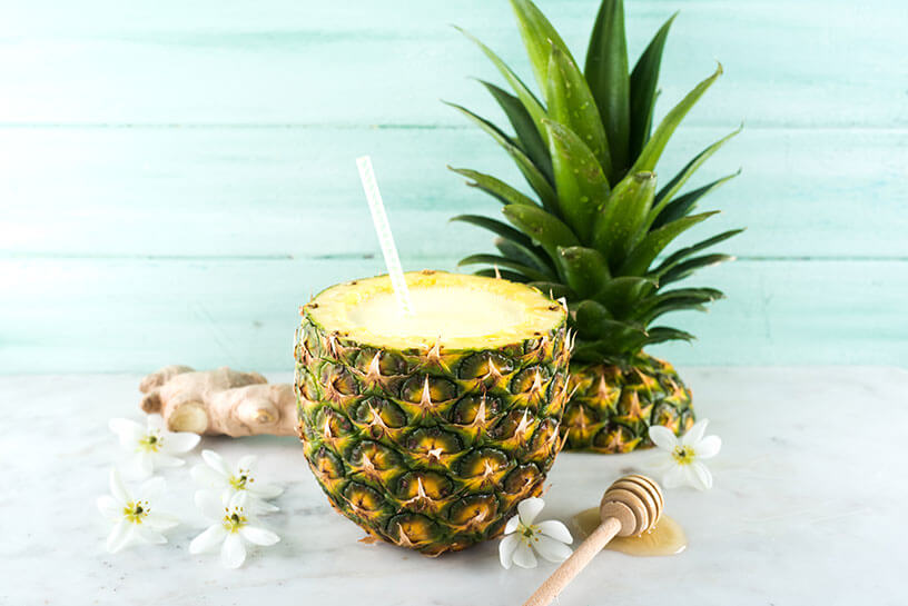 recette ananas